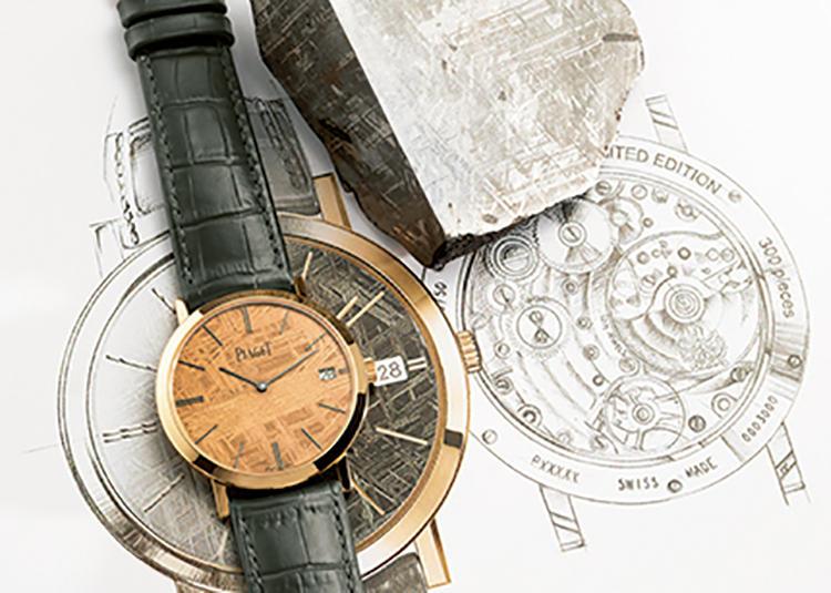 PIAGETの時計