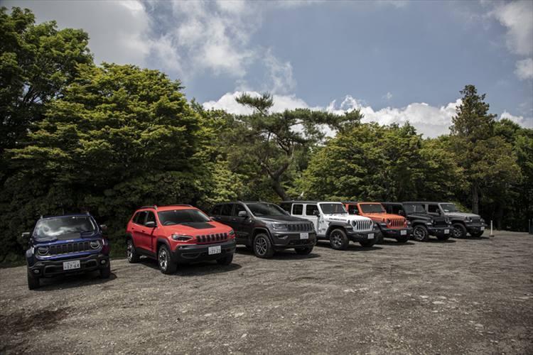 Jeep人気を支えるオフロード性能の高さ、そしてこだわり