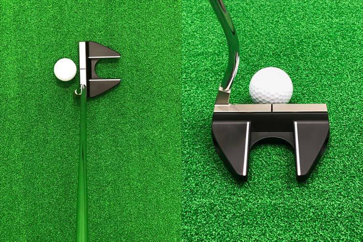 AXIS 1 ROSE PUTTER
