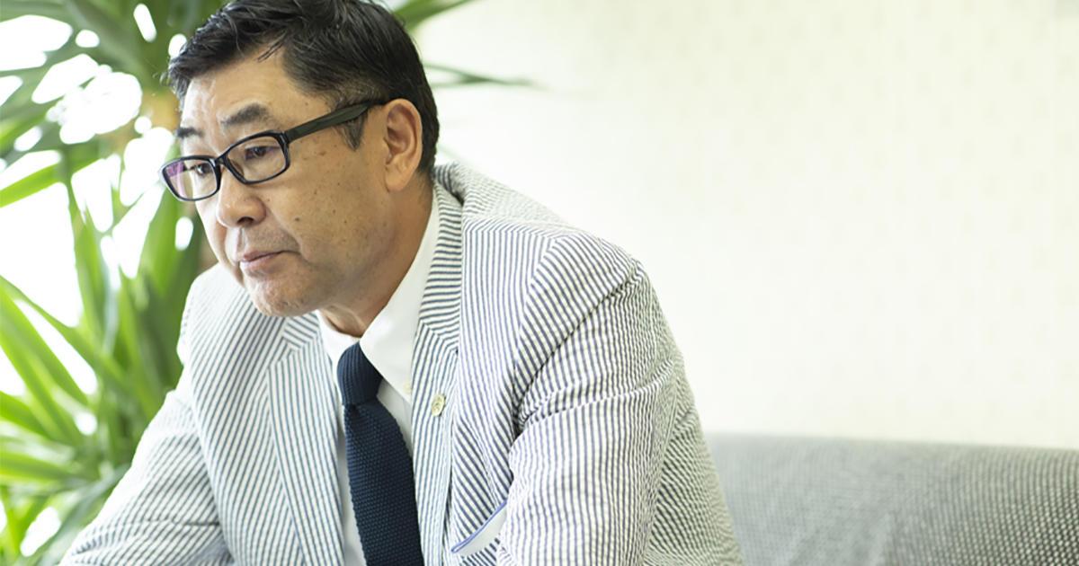 【ファッション履歴書】ブルックス ブラザーズ ジャパン 代表取締役社長 小布施 森一さんの場合