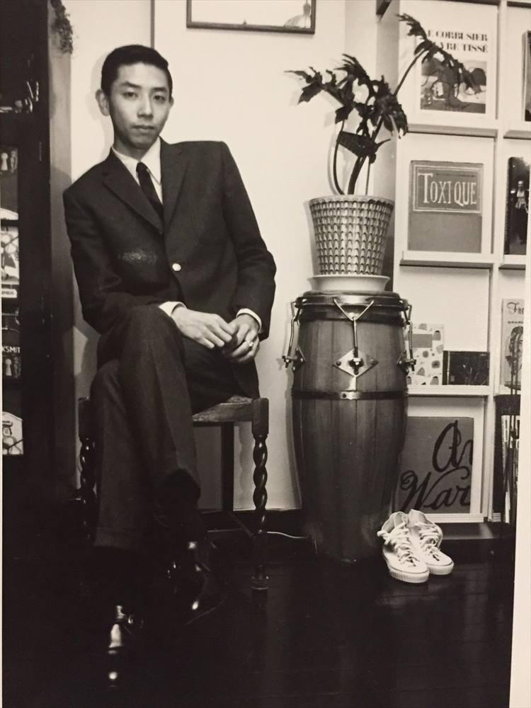 20歳代後半、オーダースーツを着用したソリマチさん