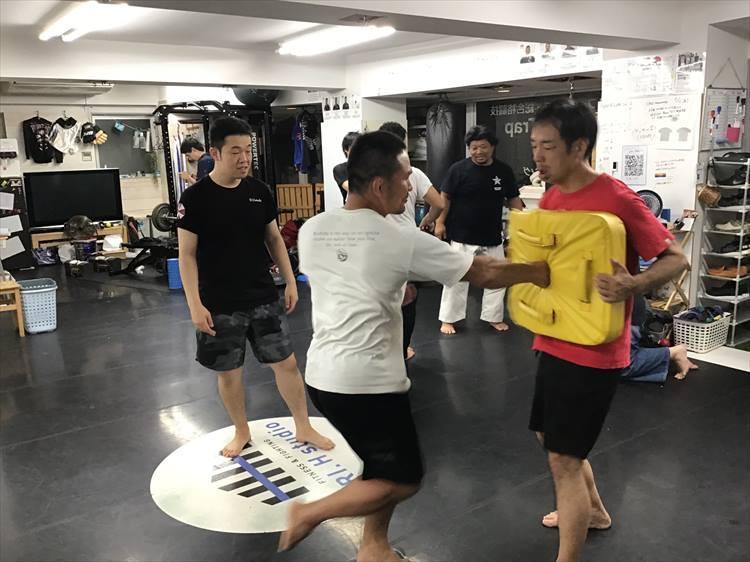 沖縄拳法空手