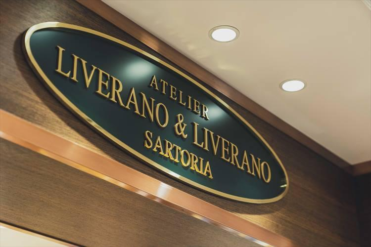 本国のショップの雰囲気を再現しているリヴェラーノ&リヴェラーノ コーナー。