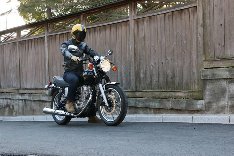 ヤマハ「SR400」が40年以上にわたって愛され続ける理由