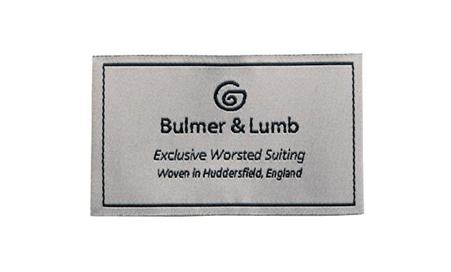 <strong>ワンランク上の表現力「バルマー&ラム」</strong><br />1931年創業。英国的な中にも独特のファンシーさを湛えた素材を主軸とする。「同じグループでも、たとえばエドウィン ウッドハウスと比べて、リアルに着やすい素材が多い印象を受けます」