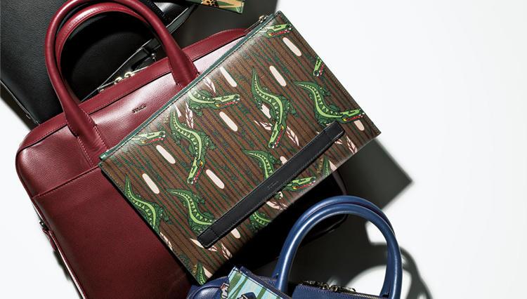 0e574c66e134 オンオフ兼用の一枚革! フルラの新色クラッチバッグ【名作予報】 · 名作予報 · その意外性、見せる? 見せない?【フルラ】のタブレットケース