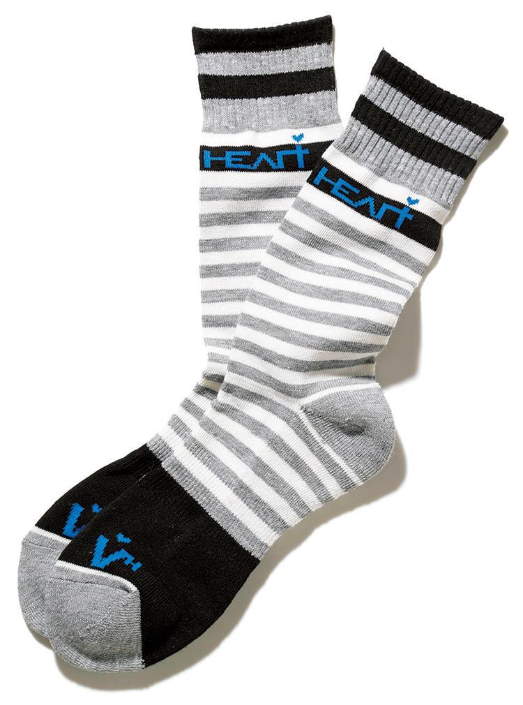靴下1200円/ビバハート(グリップインターナショナル)
