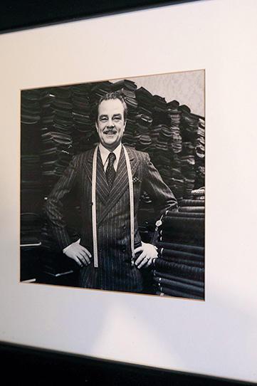 創始者のフェルディナンド・カラチェニ。