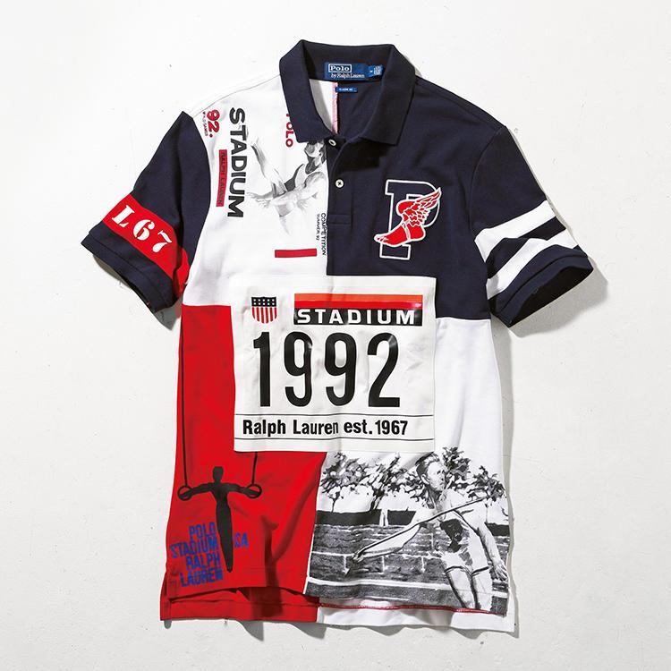 【9月発売】1992年のバルセロナ五輪当時に作られたポロシャツの完全刻版