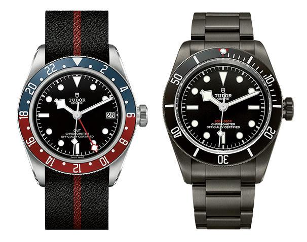 hot sale online 36958 fb6d3 腕時計界にビッグニュース! チュードル改めチューダーが遂に ...