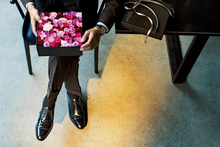 「ニコライ バーグマンの花」と「ジョン ロブの靴」、その心とは?