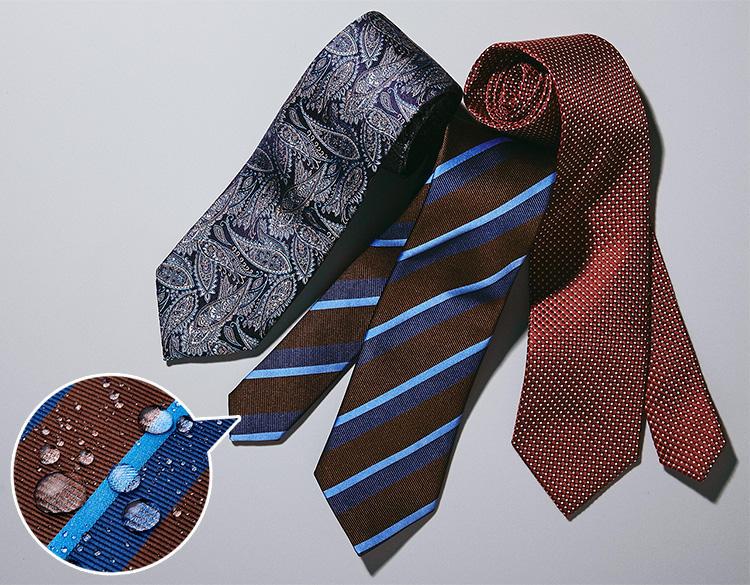 N18 の撥水ネクタイ