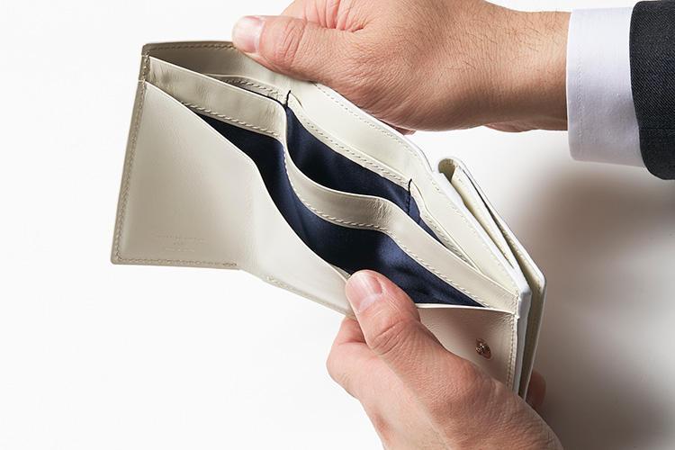 (同・札室)<br />札室内にカード室が備わる作り。大事なカード類も落としにくく安心感がある。