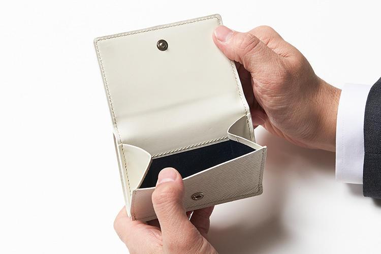 (同・コイン室)<br />コイン室は外付けで、すばやくアクセス可能。