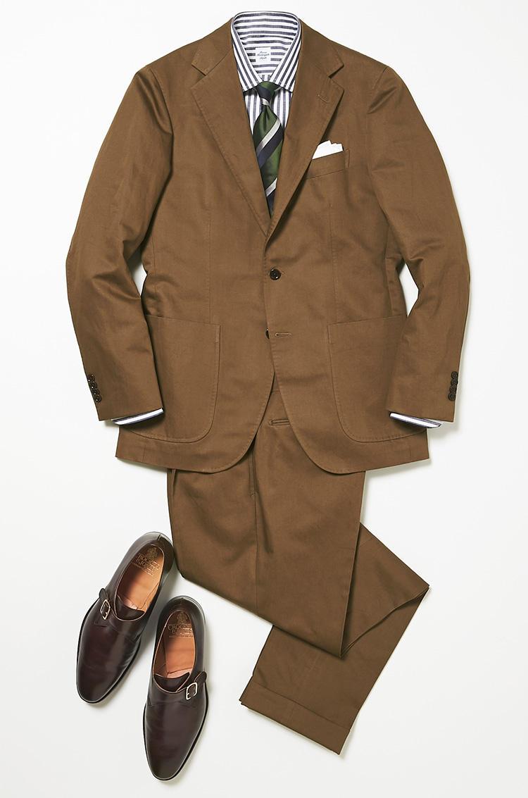 今や必修科目! ◯◯スーツは一人一着の時代へ【スーツの着回し1週間チャレンジ!/ビームス編#2】