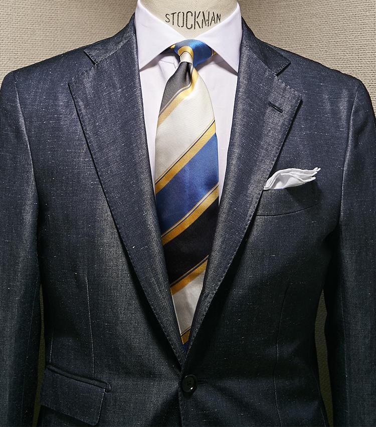 好印象の秘訣「清潔感」を簡単に演出するコツ【スーツの着回し1週間チャレンジ!/デ ペトリロ編#5】