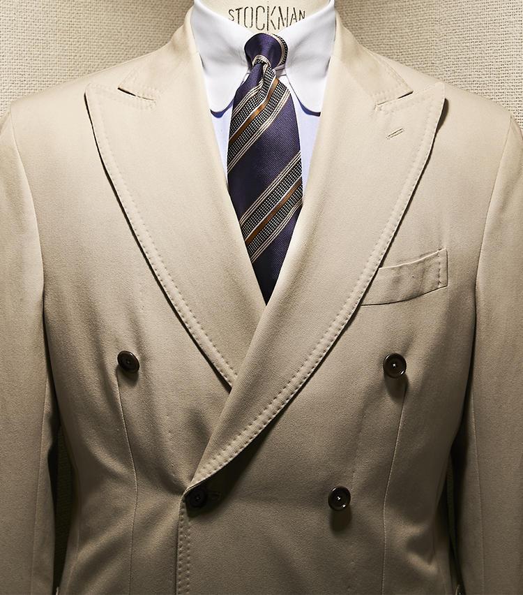 知っていますか? 同じスーツで印象を変える方法【スーツの着回し1週間チャレンジ!/デ ペトリロ編#4】