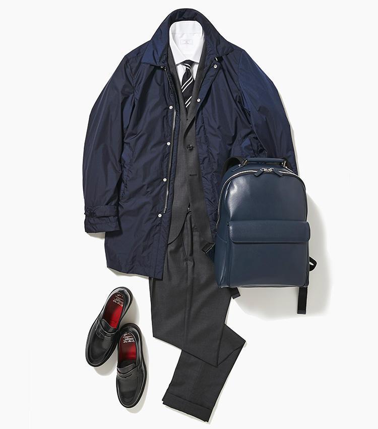 <b>【第6位】</b><br />『出張先では、こんなスーツが重宝する!【スーツの着回し1週間チャレンジ!/高島屋編#2】』<br /><a class='u-link--ex' href='https://www.mens-ex.jp/fashion/feature/190514_11016.html' target='_blank'>コーディネートの詳細はこちら</a></p>