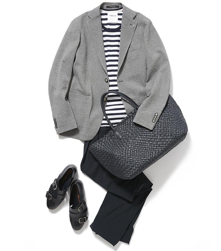 <b>【第1位】</b><br />『「平日の接待ゴルフ」——行き帰りの服装はどうしたらいい?【スーツの着回し1週間チャレンジ!/グジ編#3】』<br /><a class='u-link--ex' href='https://www.mens-ex.jp/fashion/feature/190612_11277.html' target='_blank'>コーディネートの詳細はこちら</a></p>