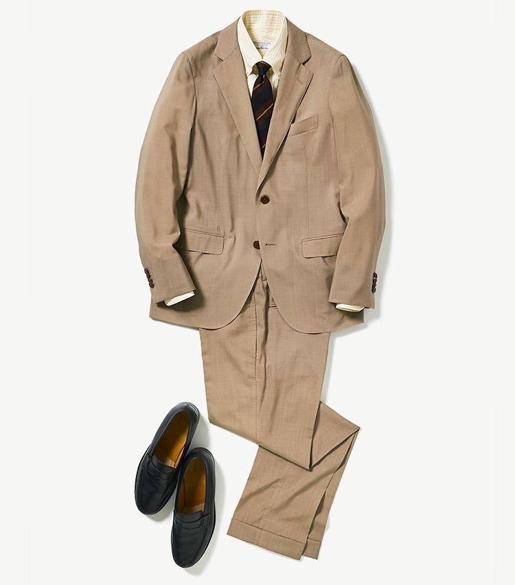 真夏日のスーツ出社を乗り切りたい【スーツの着回し1週間チャレンジ!/トゥモローランド編#1】