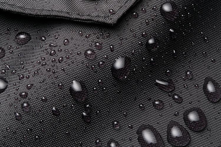 <strong>グレンロイヤル</strong><br />ご覧の通り、バッチリ雨を弾く。