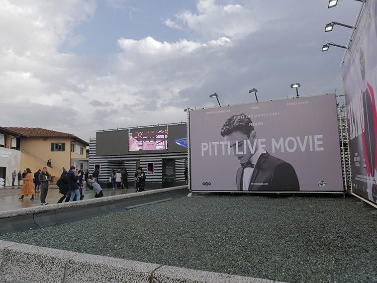 第93回目となる今回のテーマは、「PITTI LIVE MOVIE」