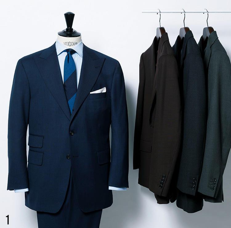 トレリーニョ1900 スーツとジャケット