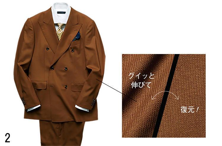 トレリーニョ1900 スーツ