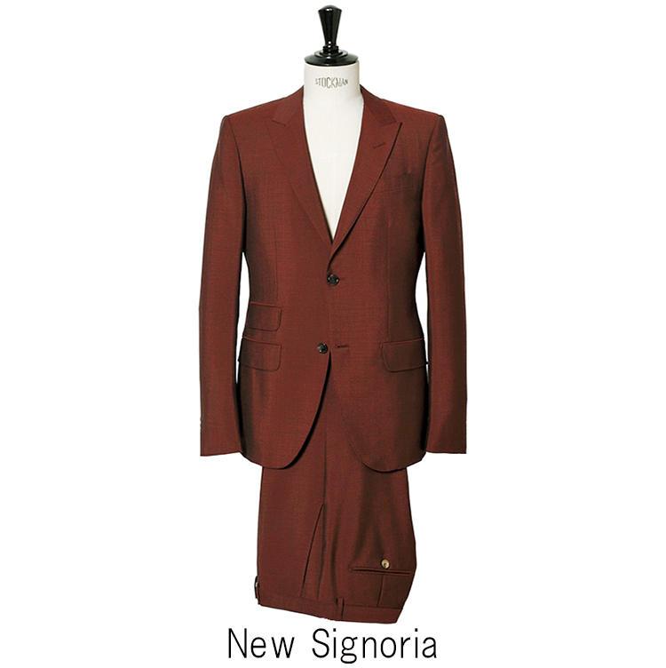 ナローラペルで着丈短めな「ニュー シニョーリア」