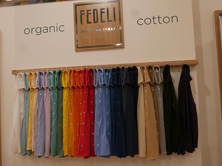 【FEDELI】これだけ色バリが豊富だと、選ぶのも楽しい。