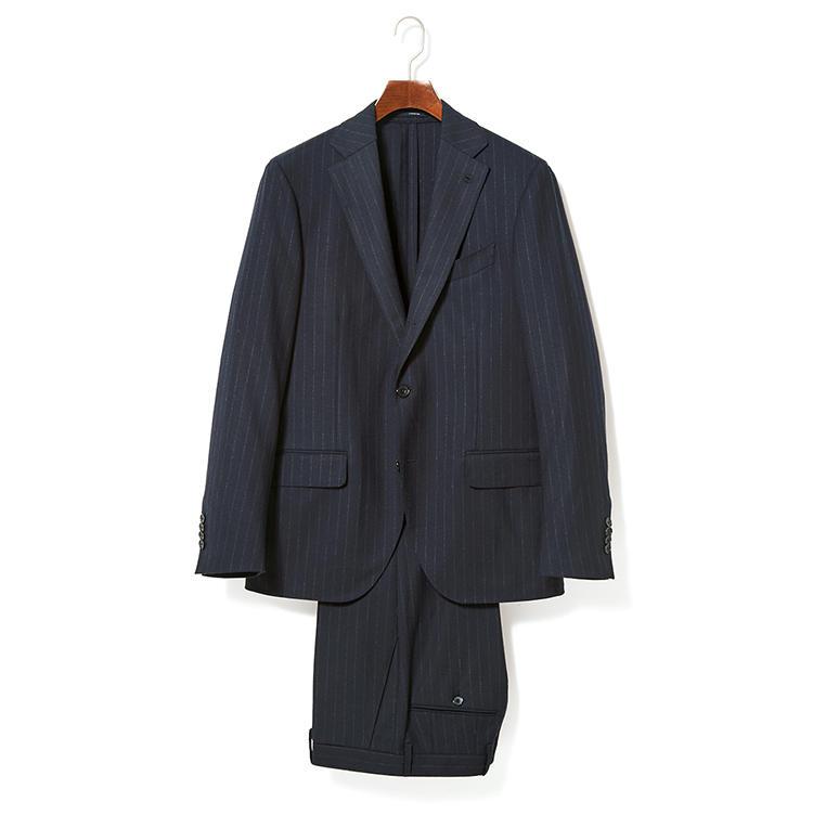 スーツ14万9000円/ラルディーニ(シップス 銀座店)