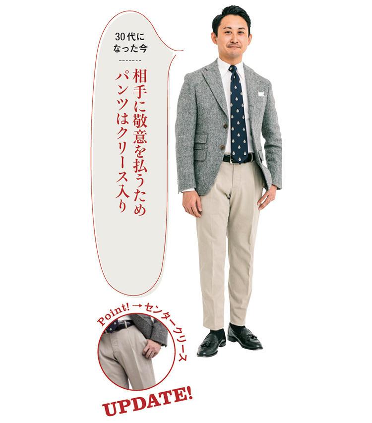 麻布テーラー スクエア 二子玉川店 店長 太田剛志さん