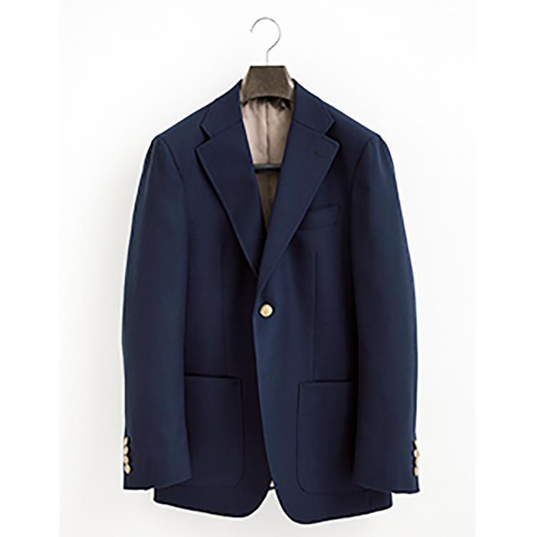 ジャケット3万4500円〈オーダー価格〉/麻布テーラー(麻布テーラープレスルーム)