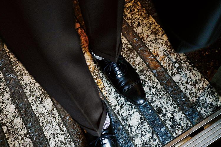 ジョンロブの革靴