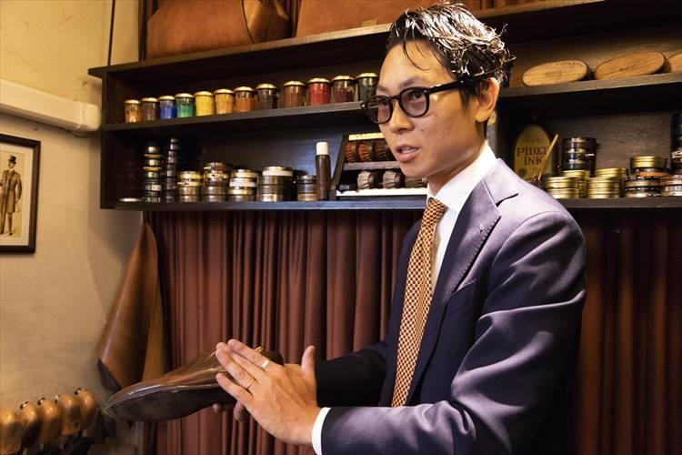 リフトアッシュおよび、ブートブラックジャパン代表 長谷川裕也さん