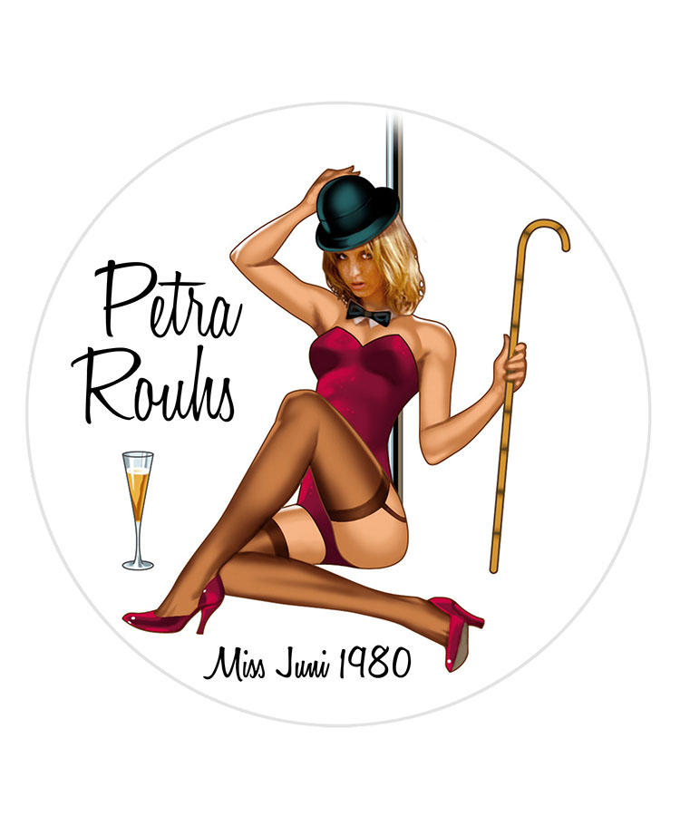 Petra Rounhs/Miss Juni 1980