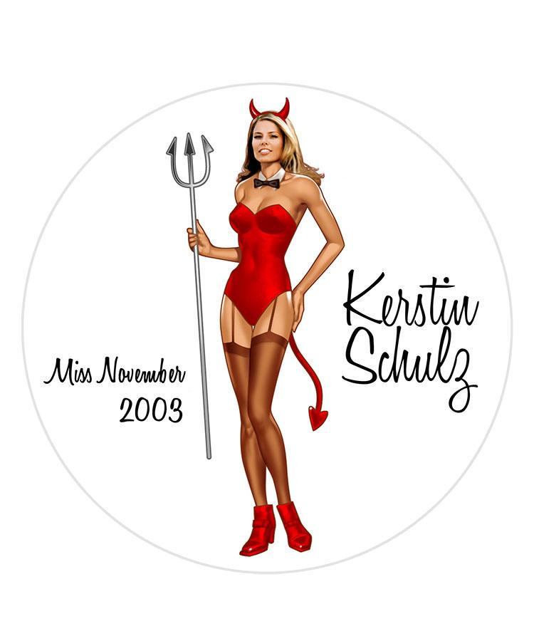 Kerstin Schulz/Miss November 2003