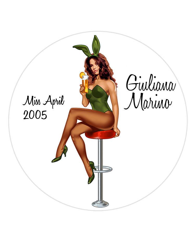 Giuliana Marino/Miss April 2005
