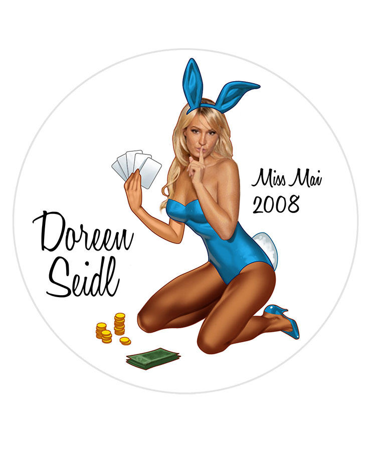 Doreen Seidl/Miss Mai 2008