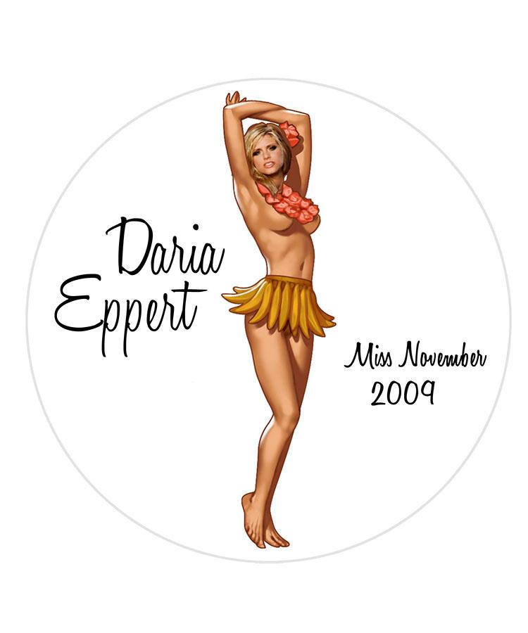 Daria Eppert/Miss November 2009