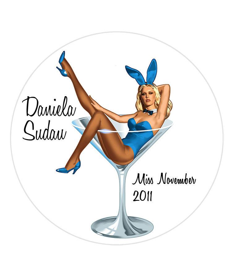 Daniela Sudau/Miss November 2011
