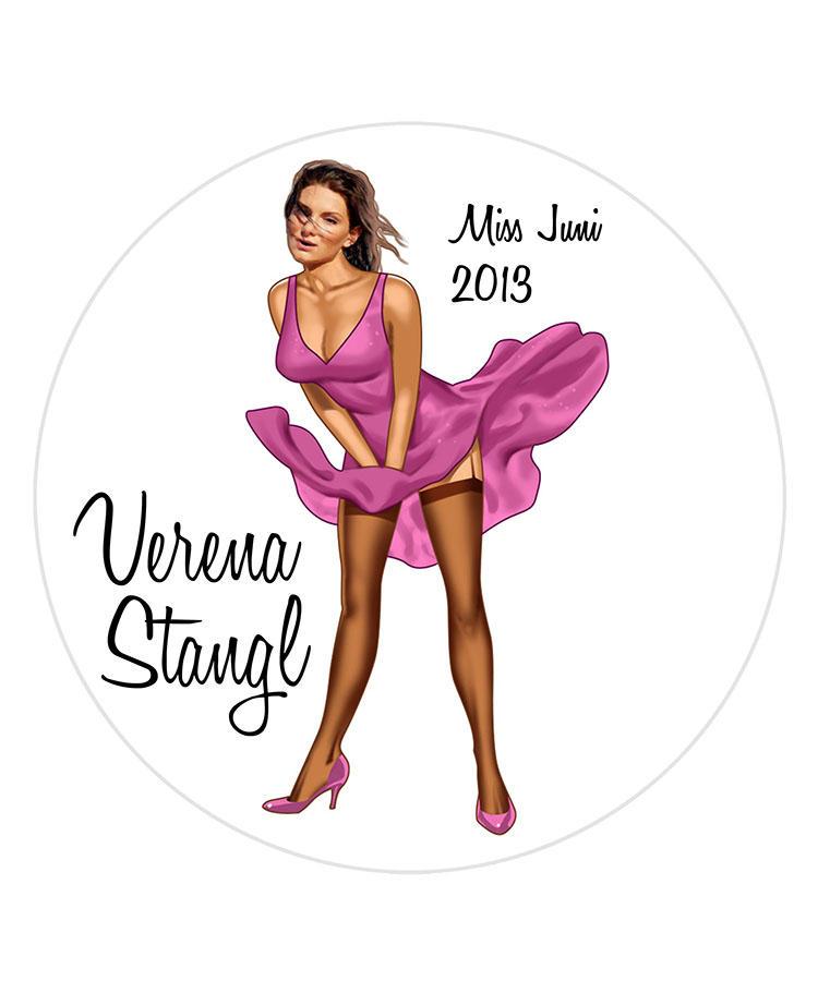 Verena Stangl/Miss Juni 2013