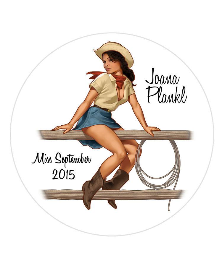 Joana Plankl/Miss Septmeber 2015