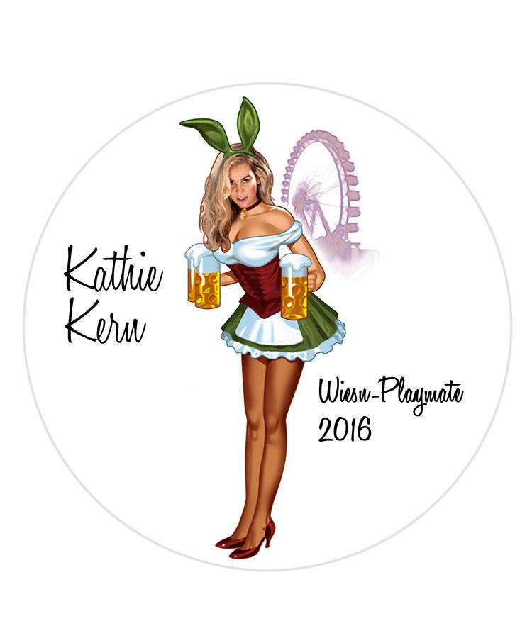 Kathie Kern/Miss Wiesw Playmate 2016