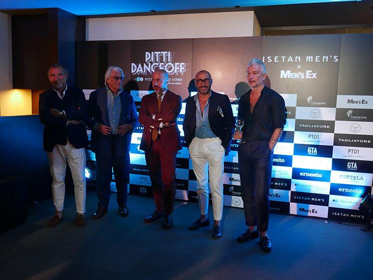 業界を代表するイタリアのキーパーソンたちが、この日のために来日し、会場に集まった。