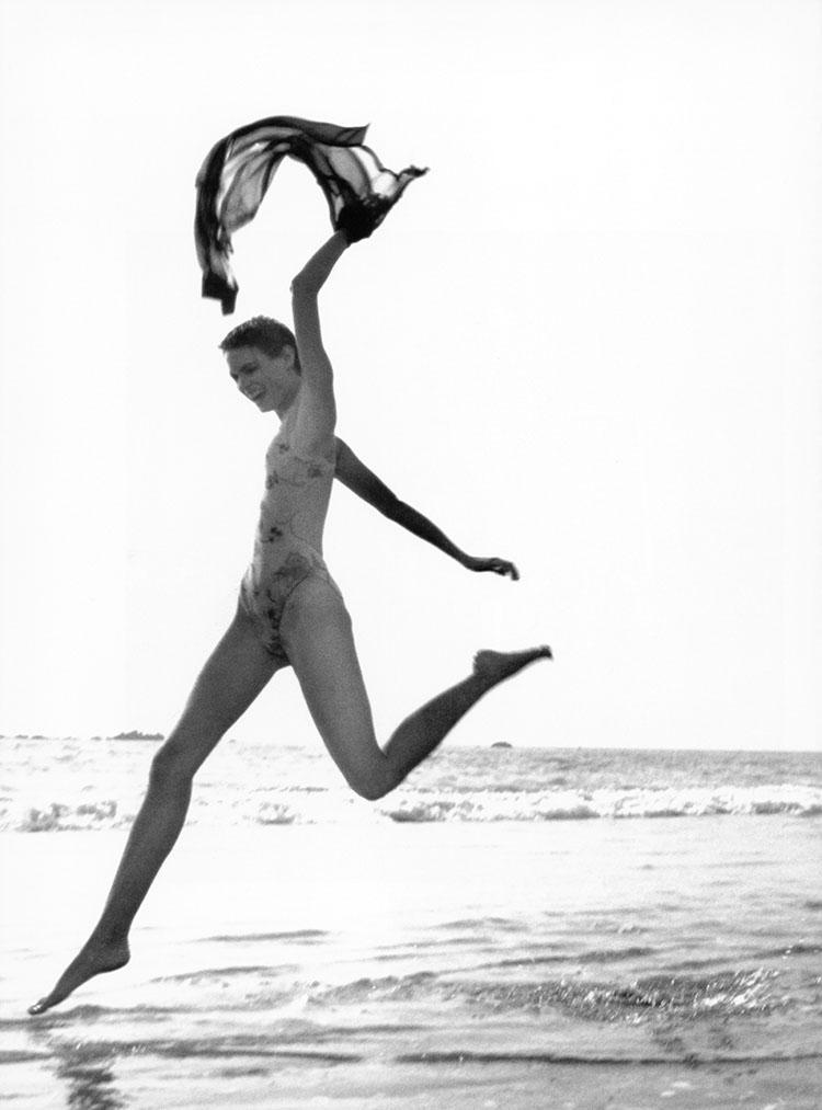 Photo by Michel Comte