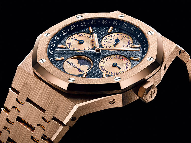 AUDEMARS PIGUET ROYAL OAK PERPETUAL CALENDAR UNIQUE PIECE
