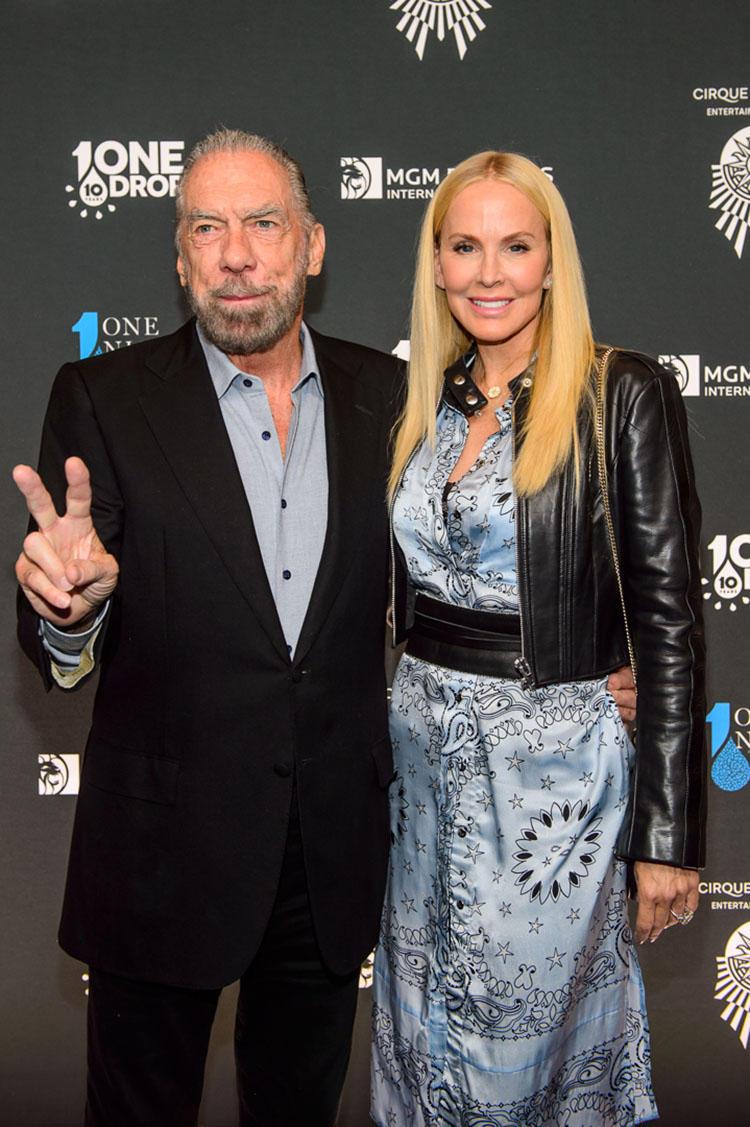 John Paul & Eloise DeJoria