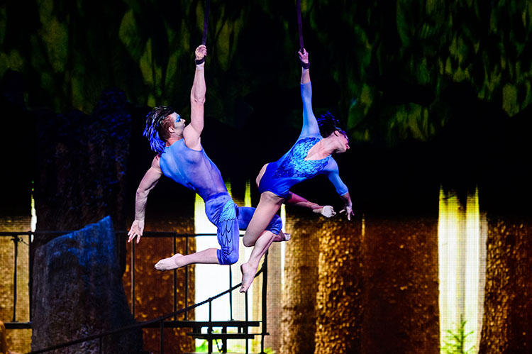 Sixth edition of One Night for One Drop imagined by Cirque du Soleil