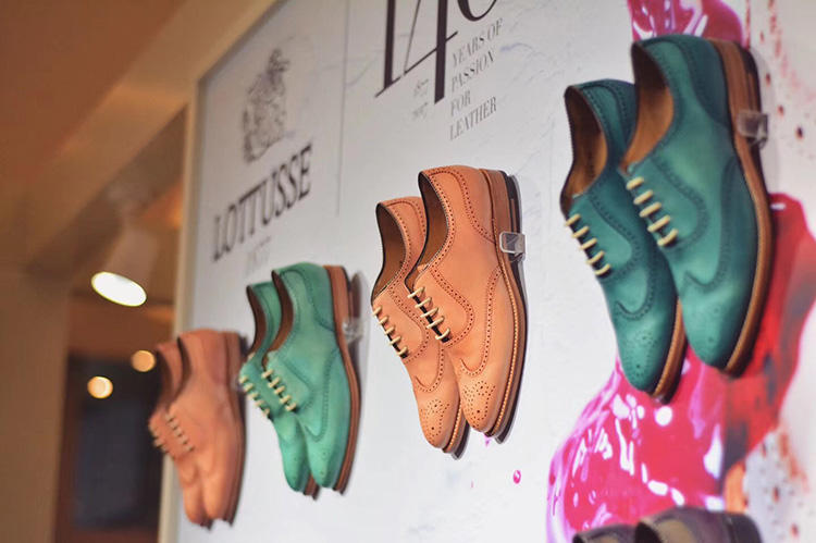 スペイン・マヨルカ島の名靴「ロトゥセ」のパターンオーダー会